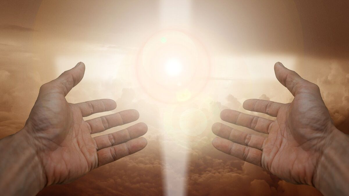 God equips the chosen